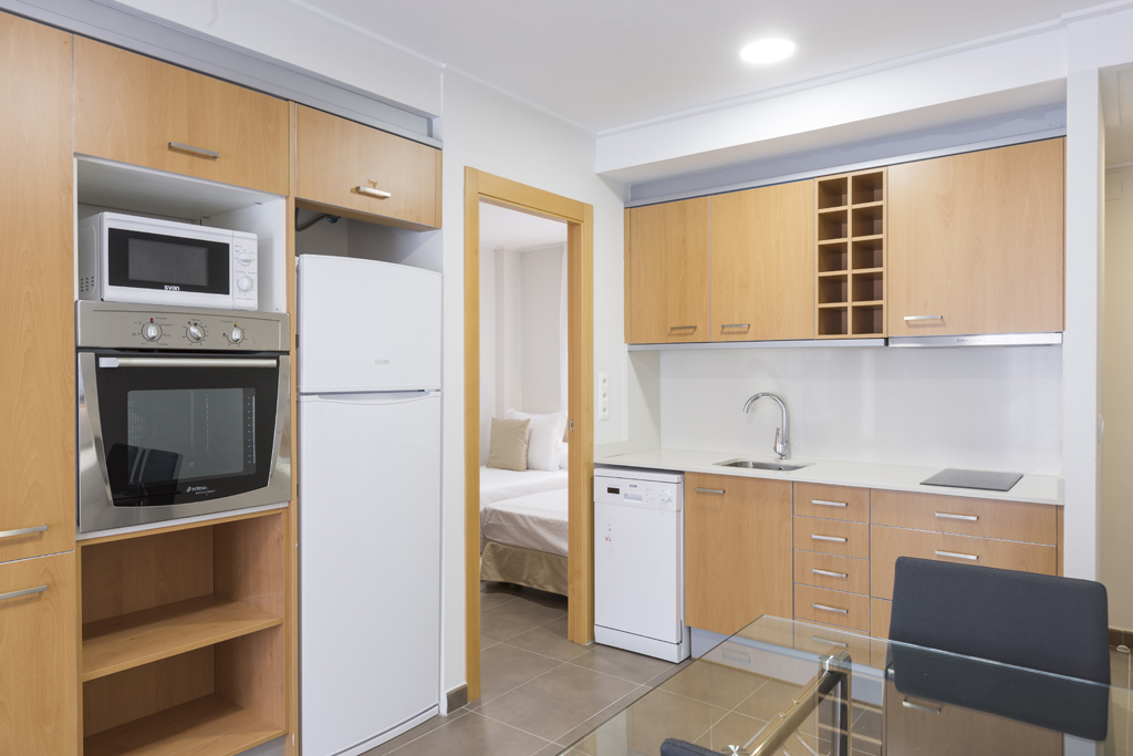 Residencial Las Dunas Cocina