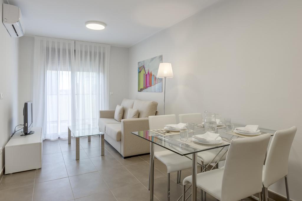 Residencial Las Dunas Salon Comedor