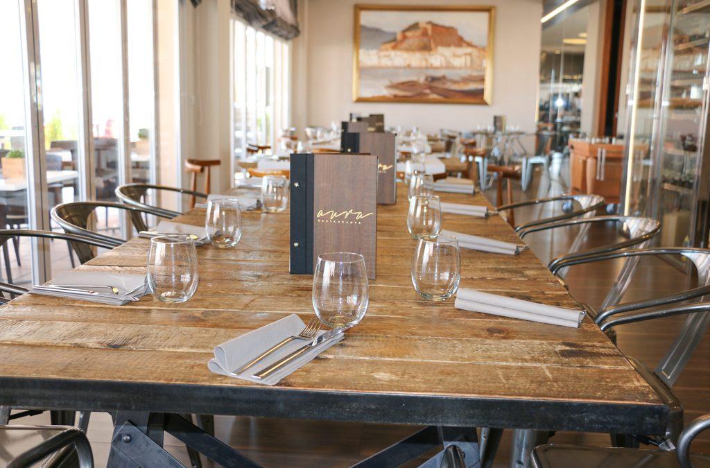 Restaurante Aura 5